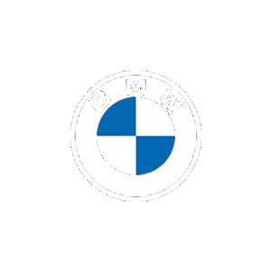 Logo bmw-bianco